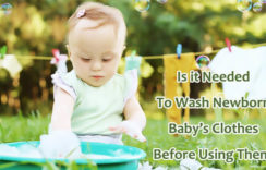 Is it Needed To Wash Newborn Baby's Clothes Before Using Them?