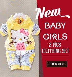 baby Girls clothing sets India