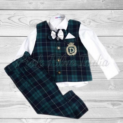 Cutest Fashion Trends For Little Boy On Their First