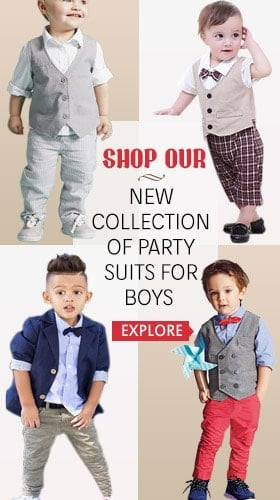 new birthday party formal outfits for kids baby boys