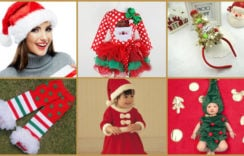 Baby Christmas Outfits and Accessories That Are Seriously Cute for Holidays