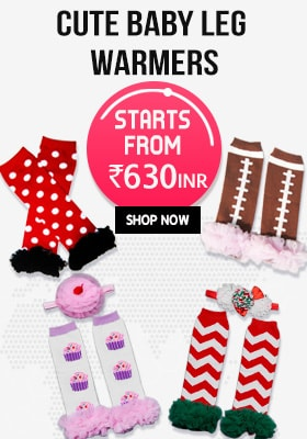 Leg warmers for babies & toddlers, infants