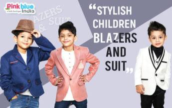 Boys Blazer & Party wear Collection | Wedding Tuxedo Suits for Boys
