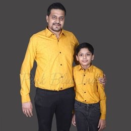 Father Son Matching Outfits