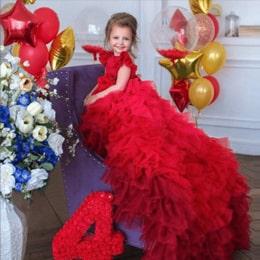 Girls Birthday Party Dresses