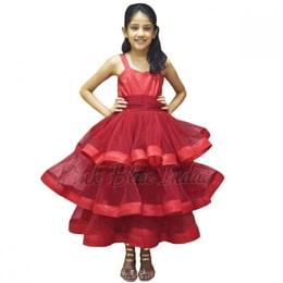Girls Layered Dresses