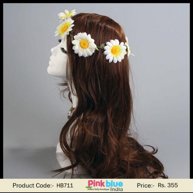 Designer Tiara Headband for Little Princess