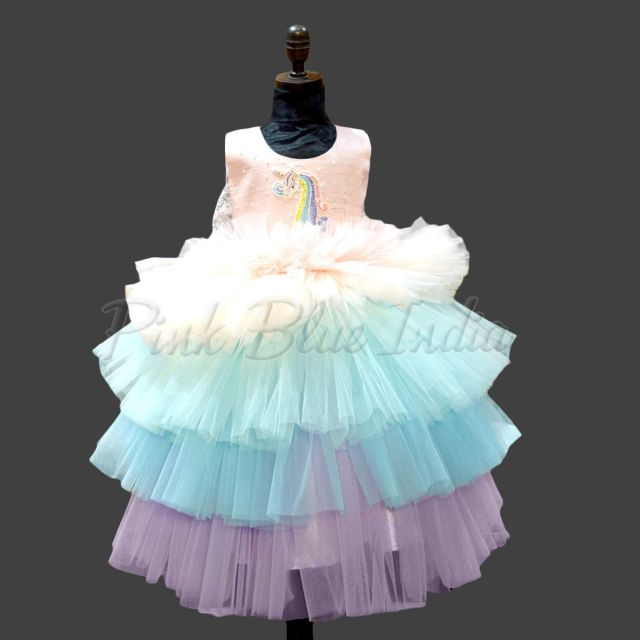 Rainbow Dash Unicorn Gown, My Little Pony Costume