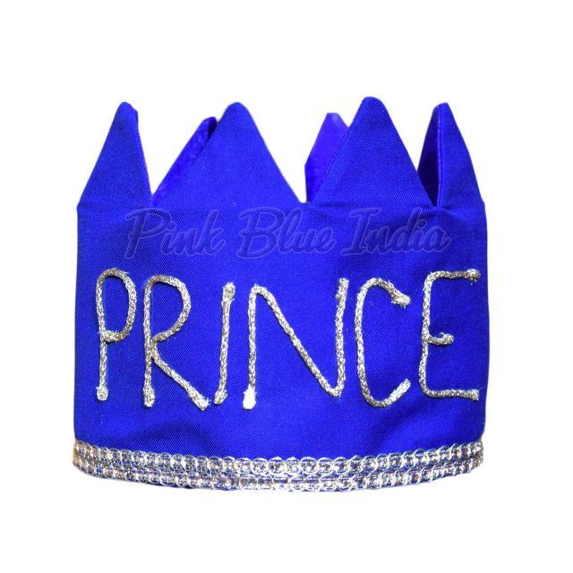 Baby Boy Royal King Crown, Knight crown, Prince crown, Felt crown