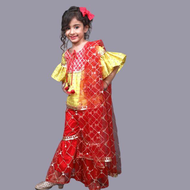 Sharara Kids Dress, Sharara for Girls Online