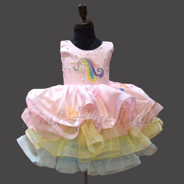 Unicorn Dress, Unicorn Inspired Girls Clothes