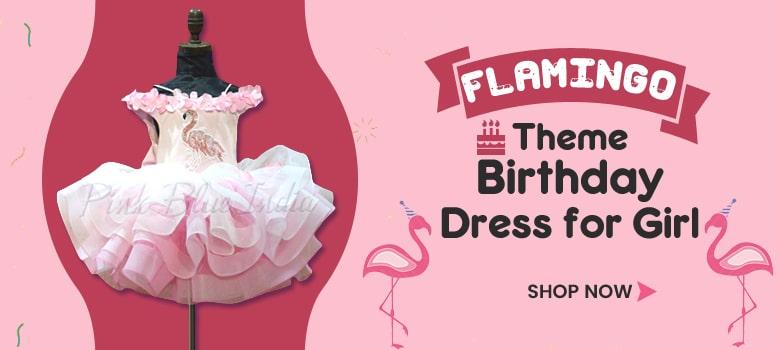 Little Girl Birthday party theme Dress