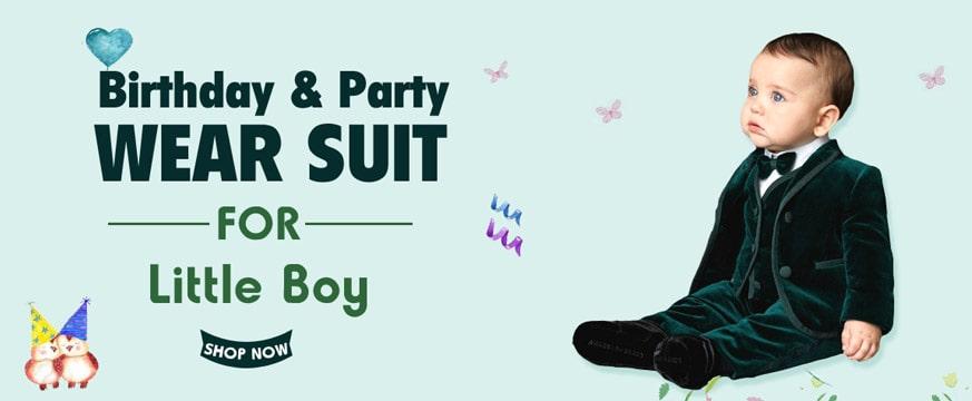 Boys Party Suits Online, Kids Wedding Suit