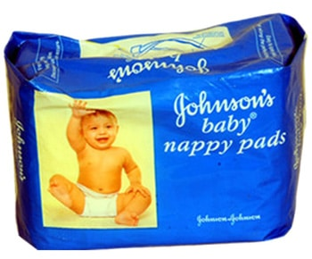 Johnson & Johnson Baby Diapers