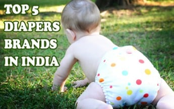 Best Quality Baby Diapers Available in India