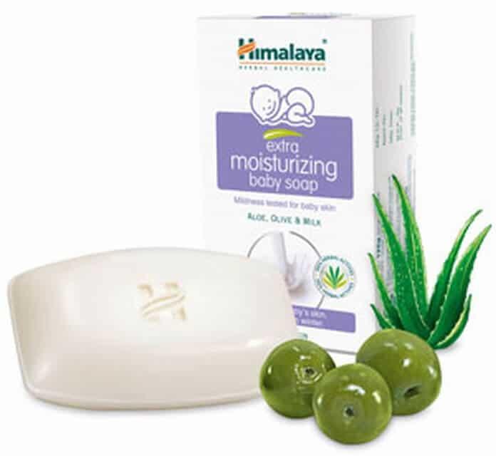 Himalaya Extra Moisturizing Baby Soap India