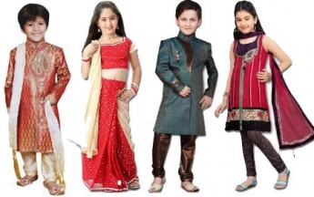 Creating a World of Ethnic Fashion for Kids in India