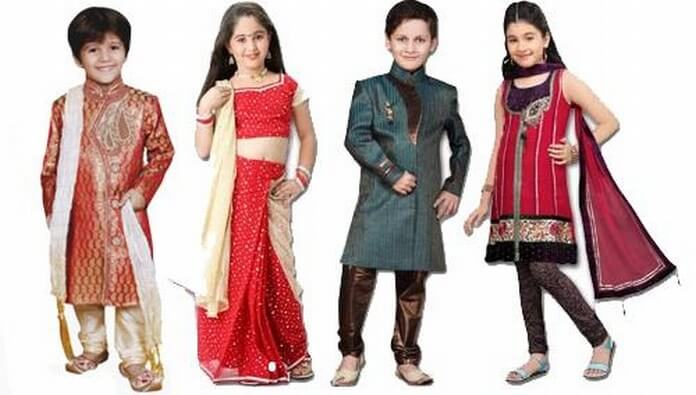Ethnic Wear for kids