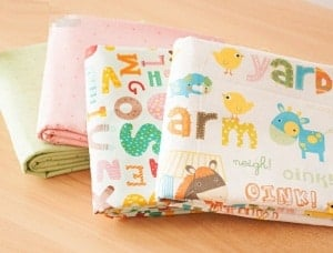 baby clothing fabric