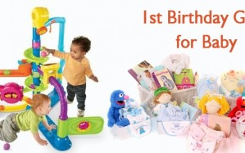 Top 10 Best Gifts for Baby's First Birthday