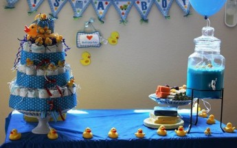 Best Planning a Boy Themed Baby Shower
