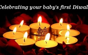 How to Celebrate Your Baby's First Diwali