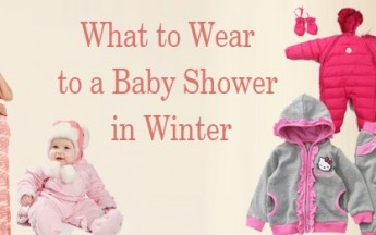 What to Wear to a Baby Shower in Winter