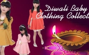 How to Dress Your Baby for Diwali in Stunning Diwali Clothing Collection