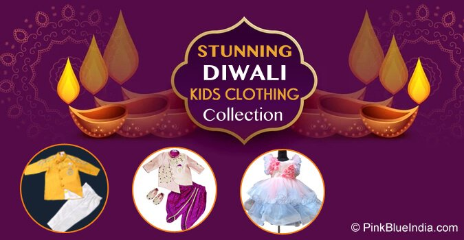 Baby Diwali Clothing