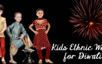 Indian Kids Ethnic Wear for Diwali