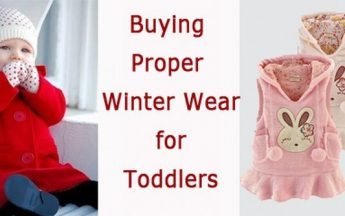 Gearing Up for Winters Dress your Kids and Toddlers For the Cold