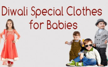 How to Choose Diwali Special Clothes for Babies – Children's Festival Clothes