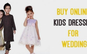 Where to Buy Kids Dresses for Wedding? – Children Indian Wedding Dress