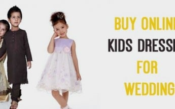 Where to Buy Kids Dresses for Wedding?