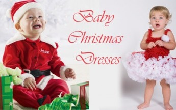 Where to Buy Newborn Baby Christmas Dresses in India