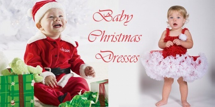 Buy Baby Christmas Dresses India