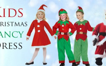 Unique and Unusual Christmas Fancy Dress Ideas for Kids in India