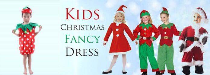 Unusual Christmas Fancy Dress