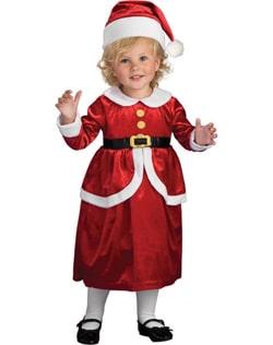 Kids Santa Claus Costume