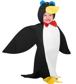 toddler Penguin Attire