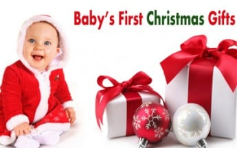 15 Personalized First Christmas Gifts for Babies in India