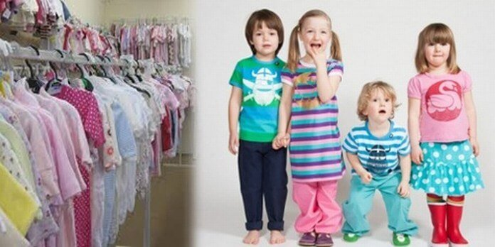 buy children clothes tips