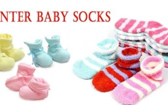 Cute Legwarmers and Sock for Toddlers and Babies That Keep Them Warm in Winters