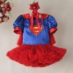 Kids Super Girl Fancy Dress