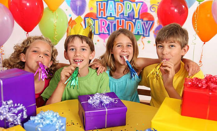 Birthday Party Ideas for Indian Kids