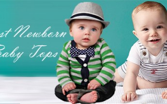 Top 10 Tops for Newborn Babies in India