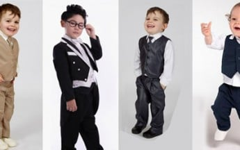 Formal Clothing for Baby Boys