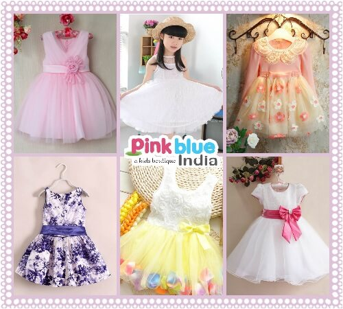 Summer Special Occasion Party Dresses Baby Girl