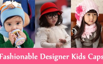 Accessorize Your Infant With Fashionable Designer Kids Caps