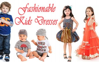 Fashionable Kids Dresses for Boys and Girls in Enthralling Designs